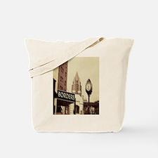 Shaky Downtown Tote Bag