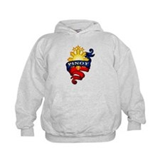 Pinoy Coat of Arms Hoodie