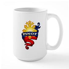 Pinoy Coat of Arms Mug