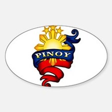 Pinoy Coat of Arms Decal