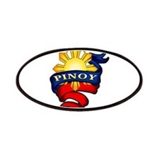 Pinoy Coat of Arms Patches