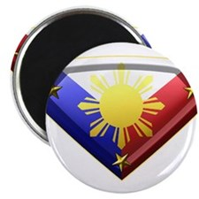 """Super Pinoy 2.25"""" Magnet (100 pack)"""