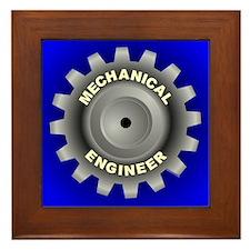 Mechanical Engineering Framed Tile