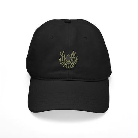 Squid Black Cap