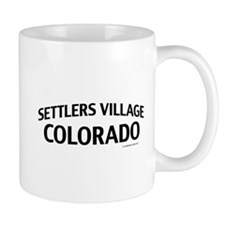 Settlers Village Colorado Mug