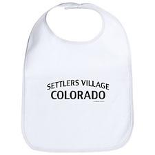 Settlers Village Colorado Bib