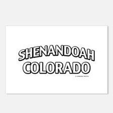 Shenandoah Colorado Postcards (Package of 8)