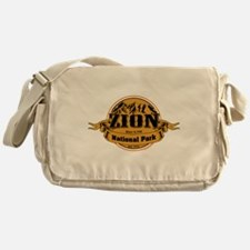Zion Utah Messenger Bag