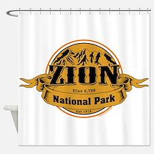 Zion Utah Shower Curtain