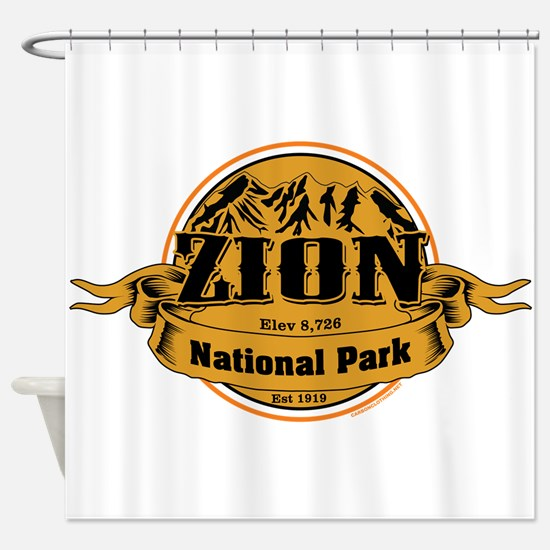 Zion Utah Shower Curtain