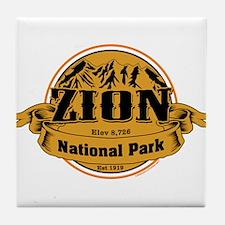 Zion Utah Tile Coaster