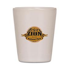 Zion Utah Shot Glass