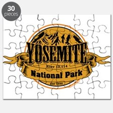 Yosmite California Puzzle