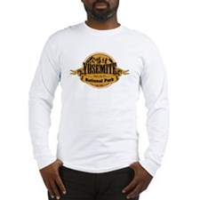 Yosmite California Long Sleeve T-Shirt