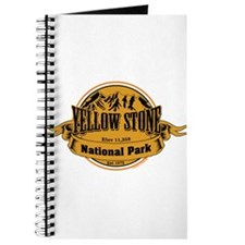 Yellow Stone Wyoming Journal