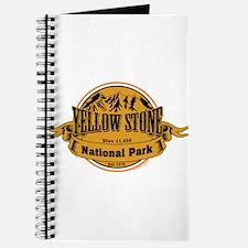 Yellow Stone Wyoming Journal