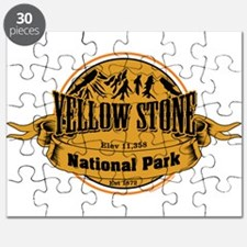 Yellow Stone Wyoming Puzzle