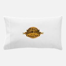 Yellow Stone Wyoming Pillow Case