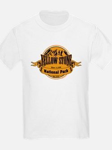 Yellow Stone Wyoming T-Shirt