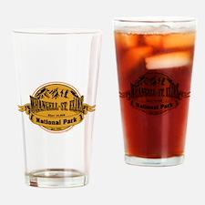 Wrangle St Elias Alska Drinking Glass