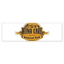 Wind Cave South Dakota Bumper Bumper Sticker