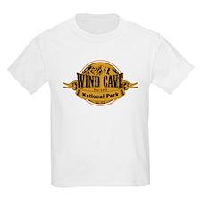 Wind Cave South Dakota T-Shirt