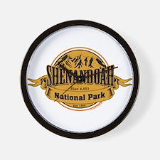 Shenandoah, Virginia Wall Clock