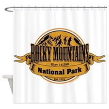Rocky Mountains, Colorado Shower Curtain