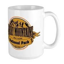 Rocky Mountains, Colorado Mug