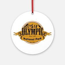 Olympic, Washington Ornament (Round)