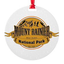 Mount Rainier, Washington Ornament