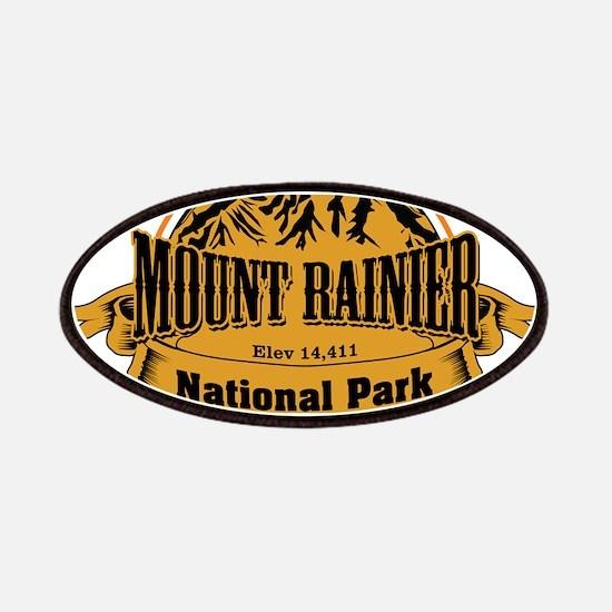 Mount Rainier, Washington Patches