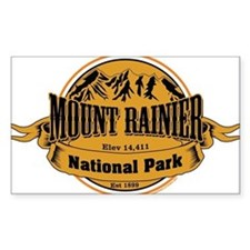 Mount Rainier, Washington Decal