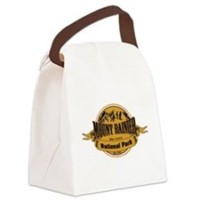 Mount Rainier, Washington Canvas Lunch Bag