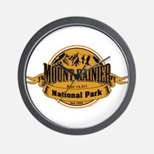 Mount Rainier, Washington Wall Clock
