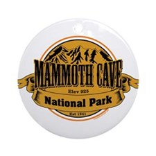 Mammoth Cave, Kentucky Ornament (Round)