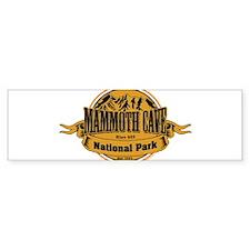 Mammoth Cave, Kentucky Bumper Bumper Sticker