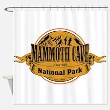 Mammoth Cave, Kentucky Shower Curtain