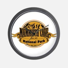 Mammoth Cave, Kentucky Wall Clock