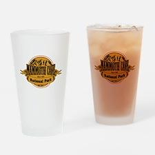 Mammoth Cave, Kentucky Drinking Glass