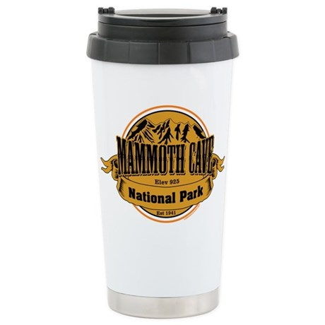 Mammoth Cave, Kentucky Travel Mug