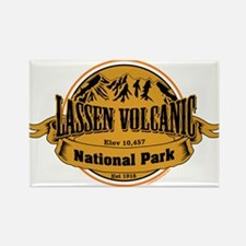 Lassen Volcanic, California Rectangle Magnet