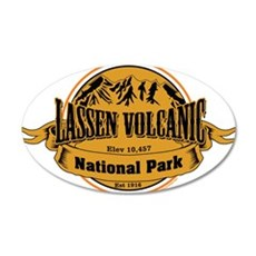 Lassen Volcanic, California Wall Decal