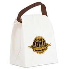 Katmai Canvas Lunch Bag