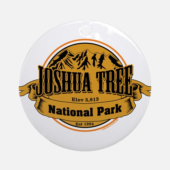 Joshua Tree, California Ornament (Round)