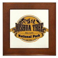 Joshua Tree, California Framed Tile