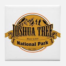Joshua Tree, California Tile Coaster