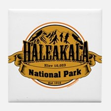Haleakala, Hawaii Tile Coaster