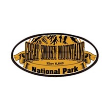 Great Smokey Mountains, Tennessee Patches