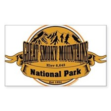 Great Smokey Mountains, Tennessee Decal